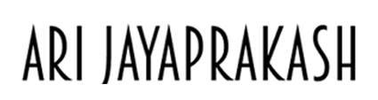 Ari Jayaprakash